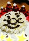 アンパンマン☆お誕生日ケーキ