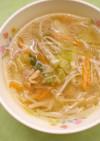 フォーのスープ