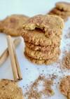 グルテンフリー♡シナモンソフトクッキー