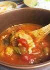 トマト缶で簡単!美味しいトマトスープ!