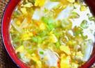 坦々ワンタンスープ