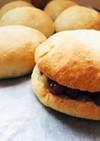 【簡単】アレルギー対応★米粉入りパン