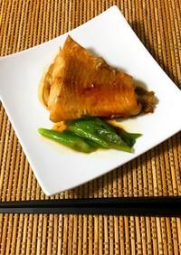 シンプルな赤魚の煮付け