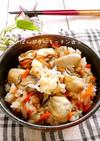 簡単♪牡蠣の炊き込みご飯