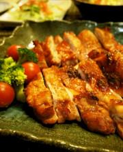 オイスターソースだけ!鶏肉オーブン焼きの写真