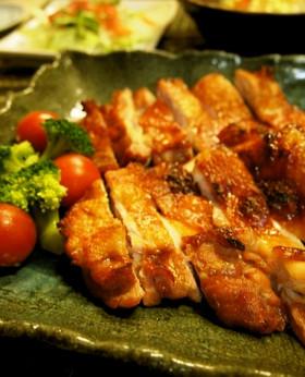 鶏肉オーブン焼き