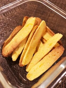 簡単♡カリカリ揚げない芋けんぴクッキー