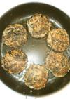 ひじきハンバーグ♪簡単ひじき煮リメイク