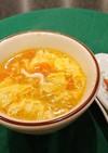 簡単!トマト卵スープ