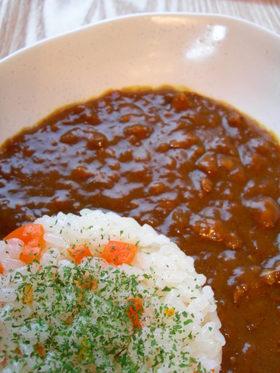 すぐ作れる♪ひき肉カレー&野菜ライス