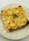 トースト!コーン&チーズマヨネーズパン