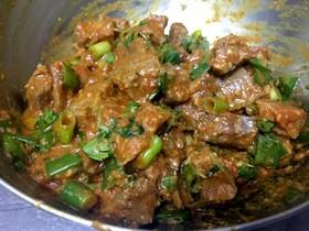 【ネパール料理】ネワリチョイラ