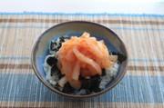 むーひdeソデイカ丼の写真