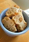 私の相棒♬米粉とおからのメイプルクッキー