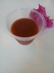 島トマトの水ようかんの写真