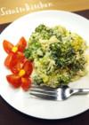 彩りきれいな*ブロッコリーのポテトサラダ