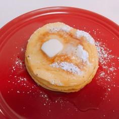 幸せのパンケーキ風ふわふわパンケーキ