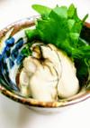 ✿牡蠣✿簡単下処理~ぷっくりサッと蒸し