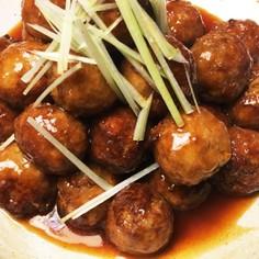 肉団子★甘酢あんかけ