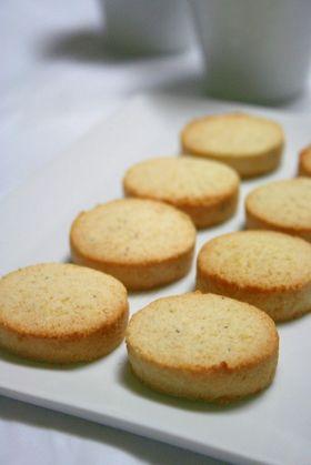 さくさく☆うの花(おから)クッキー♪