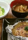 鶏肉のとろろ焼き(健康食)