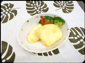 牛乳豆腐カツ