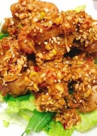 油淋鶏風唐揚げ(唐揚げアレンジ)