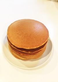 きな粉のパンケーキ