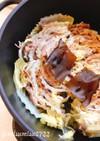 簡単!放置!豚肉と白菜のミルフィーユ鍋