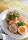 さっぱり鶏チャーシュー【冷凍・作り置き】