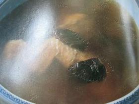 滋養と美容にはなまるスープ