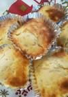 HMで簡単☆シナモンりんごのカップケーキ