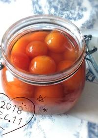 簡単!金柑のシロップ煮