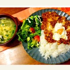 豆腐入りダイエットキーマカレー