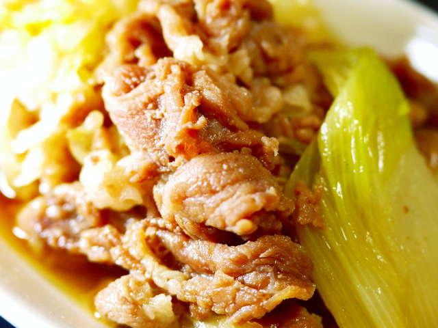 白菜 豚肉 レシピ 人気 1 位