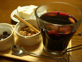 モーモント公のホットワイン