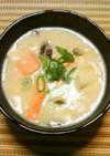 温たか 鮭の豆乳味噌スープ 認知症予防も