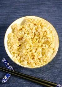 ダイエット!蕎麦の実と米麹のご飯