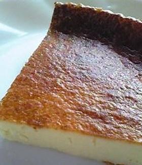 あらあら簡単 ベイクドチーズケーキ