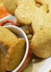 メープルジンジャークッキー