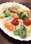 野菜たっぷりシチュー!(^^)!