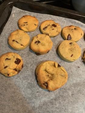 大豆粉でカントリーマアム風クッキー