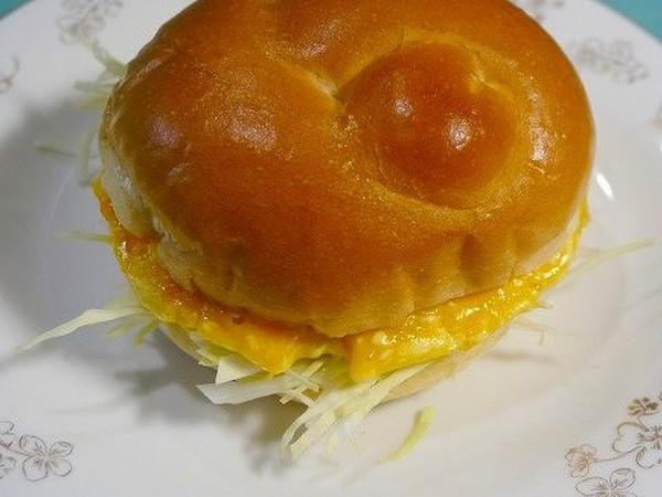 サンドイッチ!ふわもこたまごサンド