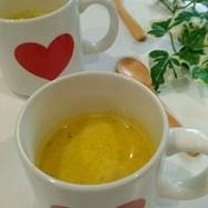 簡単☆ブレンダーで!!かぼちゃスープ