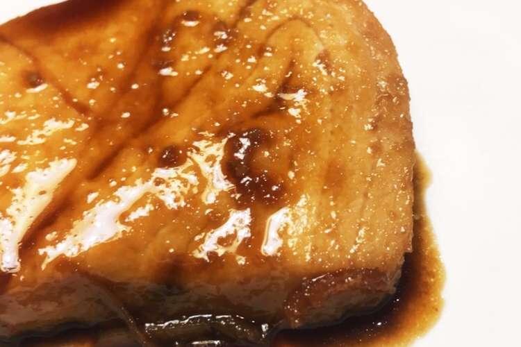 カジキマグロ の 煮付け 【みんなが作ってる】 カジキマグロの煮付けのレシピ