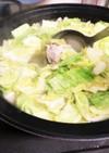 我が家の「水炊き風」手作り鍋スープ