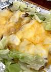 モッツアレラチーズで簡単チキンチーズ焼き
