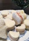 簡単型抜きジャムサンドイッチ