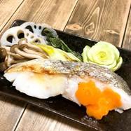 真鱈の簡単塩麹ホイル焼き
