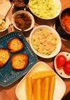 タコスパーティー メインと副菜